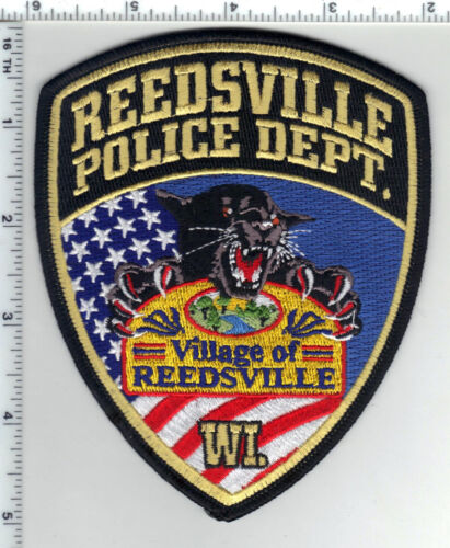 Reedsville Police (Wisconsin) 2nd Issue Shoulder Patch