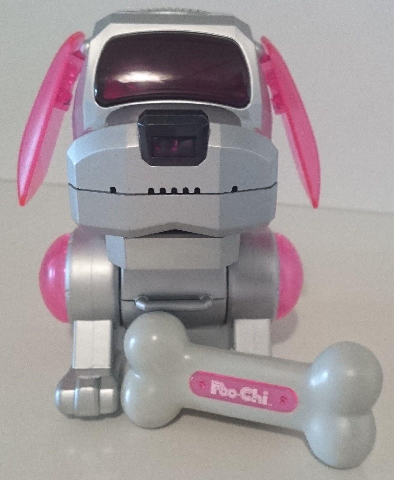 TIGER POO-CHI POOCHI CANE ROBOT ELETTRONICO INTERATTIVO VINTAGE ANNI 1990