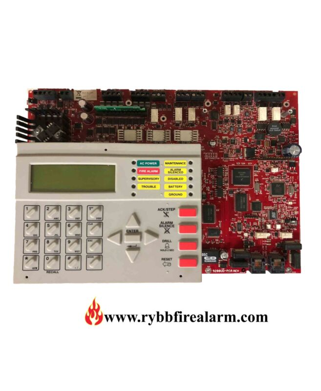 Notifier NFW-100 FACP Replacement Board