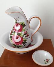 Jug and Bowl Set Palm Beach Pittwater Area Preview