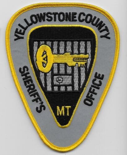 Yellowstone County Sheriff State Montana MT