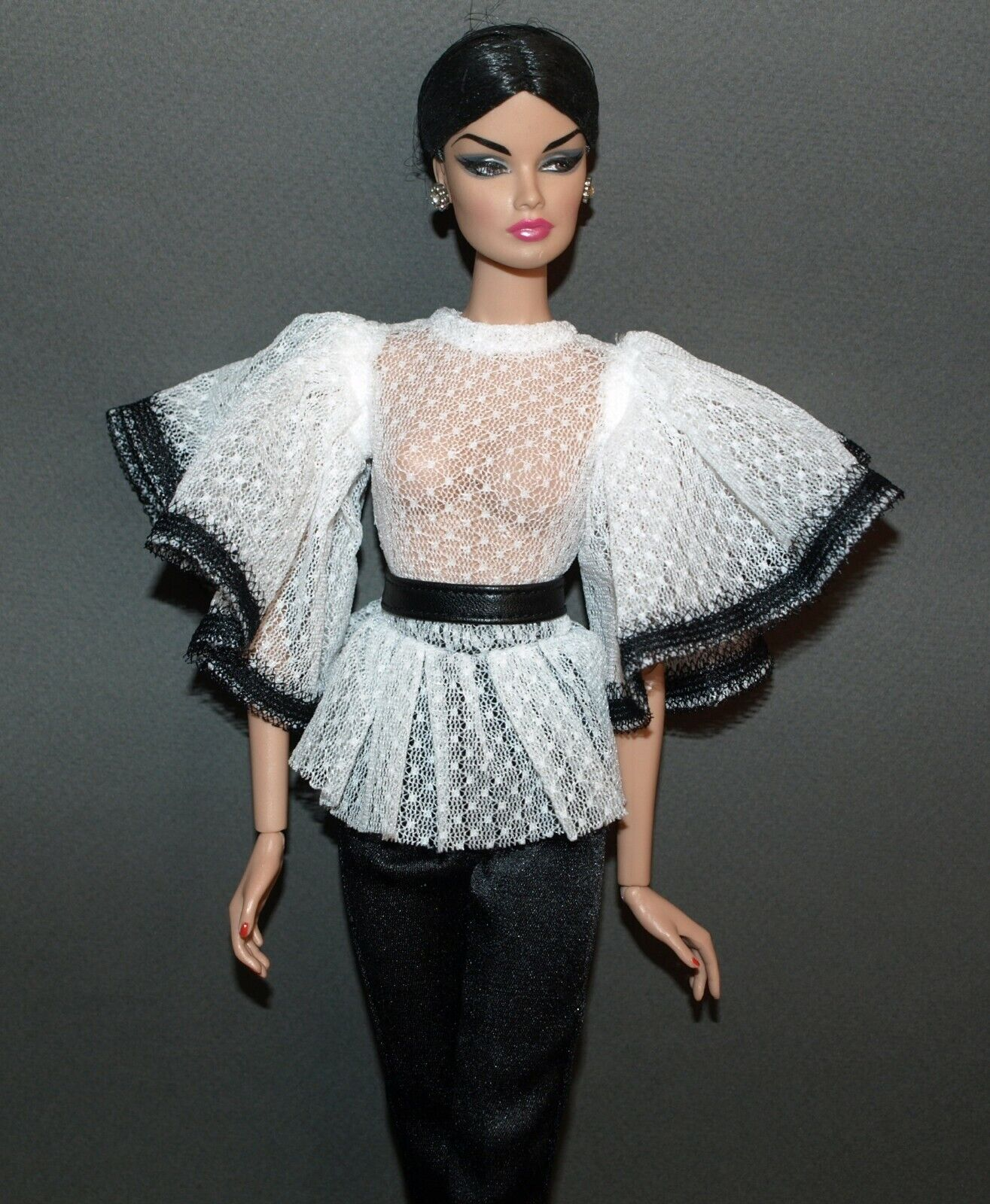 *KAREN Exclusive* outfit for Fashion Royalty FR2, Poppy Parker, Barbie - 161