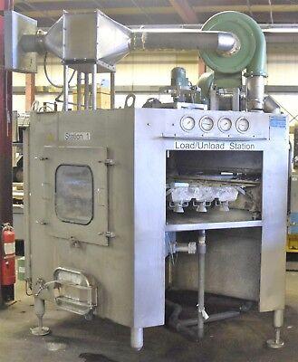 Tuchenhagen 72 Rotary Parts Washer
