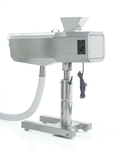 110V/220V ZWS-137 Sieving Machine for pharmacy items Deduster