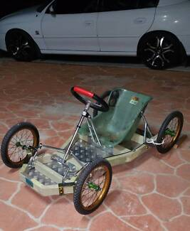 STOLEN GoKart / Billy Kart - HAVE YOU SEEN IT? Holland Park West Brisbane South West Preview