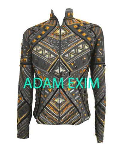 Women Western Showmanship Jacket For Horse Lover,  Vest Jacket, Horsemanship