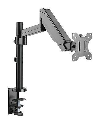 Monitor Gasdruck Tisch Halterung 1 x 8 kg bis 32 Zoll Office-GS412