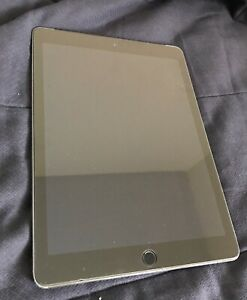 Apple iPad Air 128GB Cellular Space Grey Mint - A1567