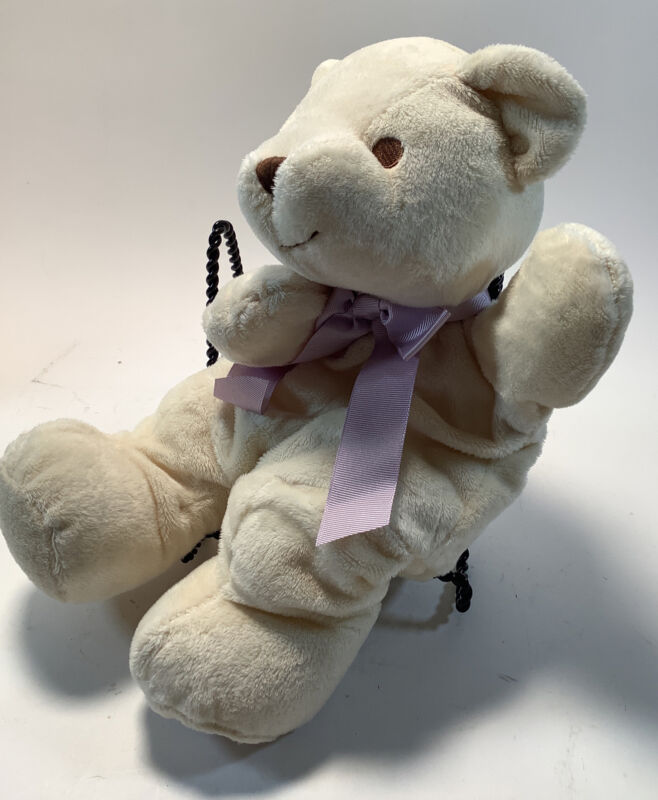 Simply Lavender By PartyLite I AC679 Lavender Bear