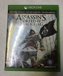 ASSASSIN'S CREED IV - BLACK FLAG Game for XBOX One