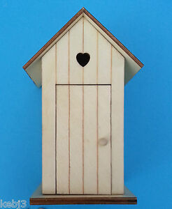 Wooden-BEACH-HUT-to-decorate-Other-CHOICES-available-Bird-Houses-Christmas-Craft