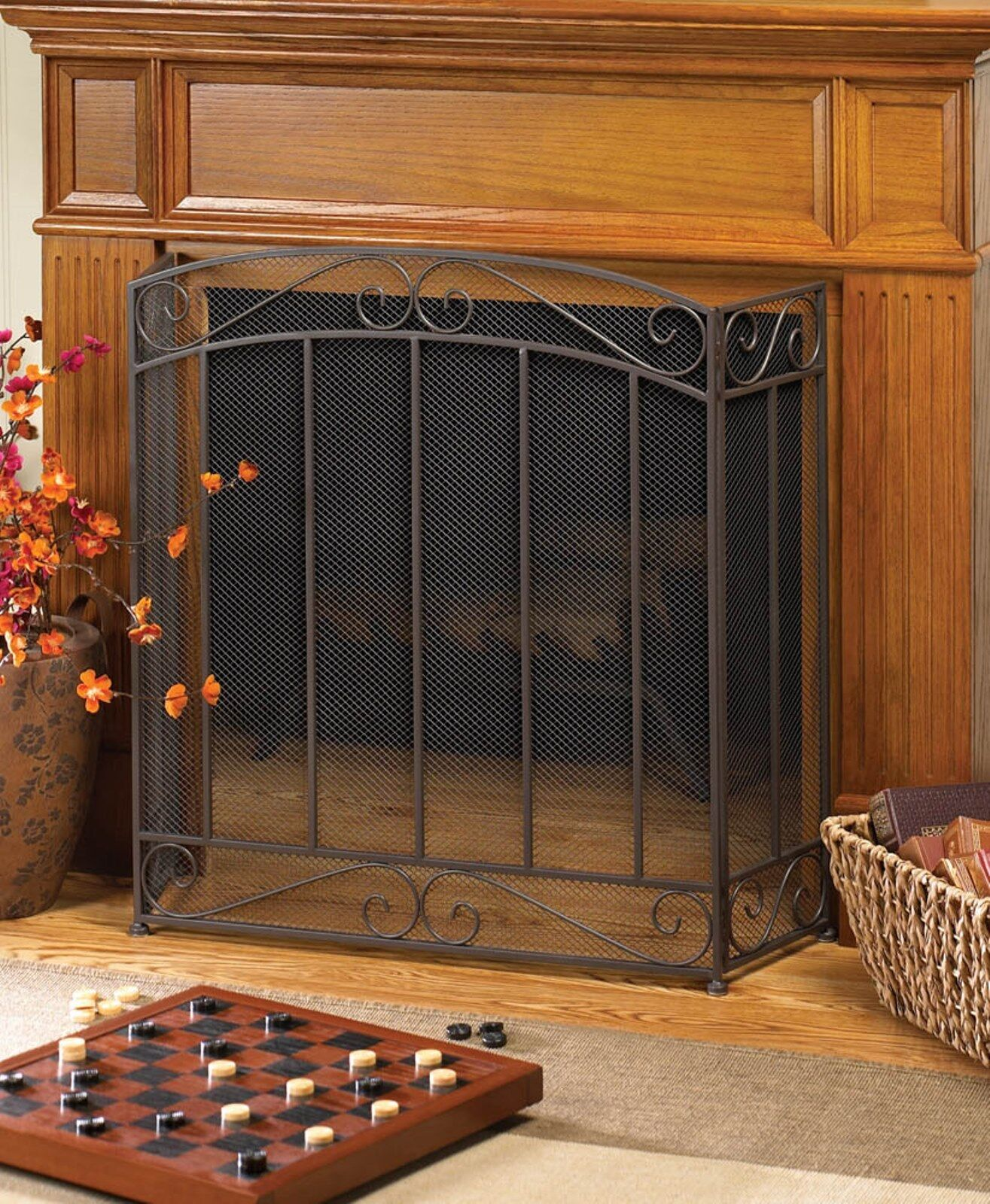 VERDUGO GIFT CO Classic Fire Place Screen