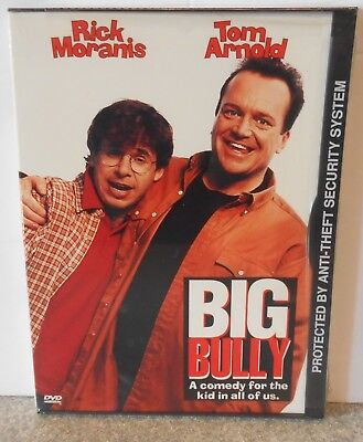 (Big Bully (DVD, 2000) RARE TOM ARNOLD RICK MORANIS 1996 BRAND NEW )