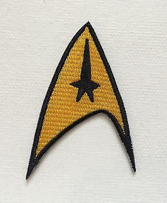 Star Trek TOS Original Series Uniform Command Patch (Uniforms Star Trek)