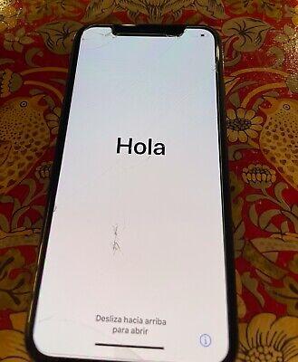 Apple iPhone X - 256GB - Space Gray (Verizon)
