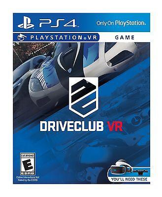 Sony 3001642 Psvr Vr Driveclub Ps4 comprar usado  Enviando para Brazil