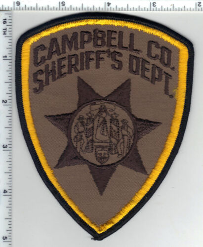 Campbell County Sheriff