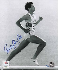 Seb Coe Official Olympics Signed 10x8 Photograph:A