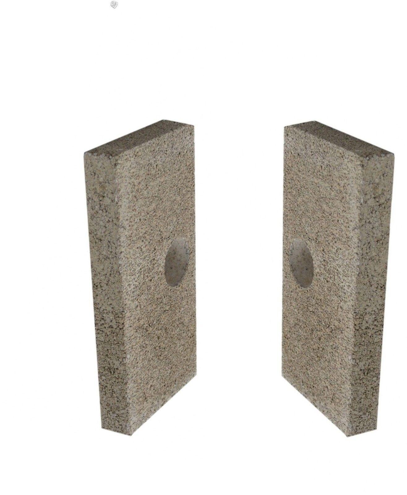 Wood Stove Fire Bricks 4 9 : Quadrafire wood stove fire bricks w holes pp srv