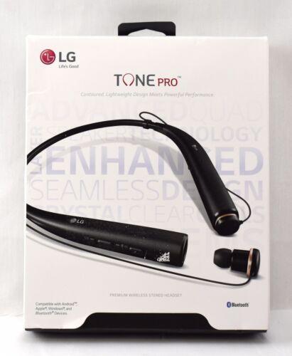LG TONE PRO HBS-780 Bluetooth Headset HBS-780.ACBBBKI