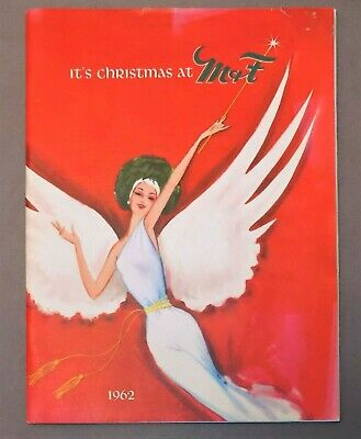 Vintage department store catalog CHRISTMAS AT MEIER & FRANK Portland OR 1962 ()