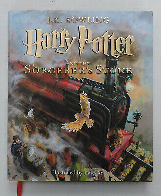Harry Potter: Harry Potter and the Sorcerer's Stone Illustrated