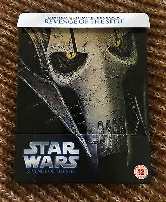 Star Wars - Revenge Of The Sith - Steelbook Blu-ray