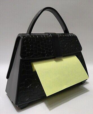 3m Post-it Handbag Pop Up Note Dispenser Pd-330 Black