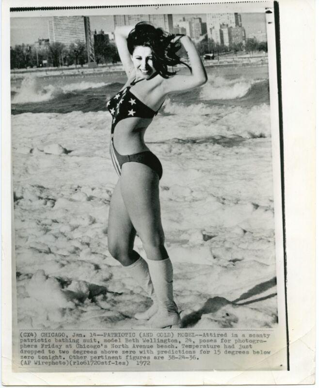 1972 Swimsuit Women