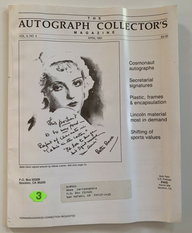 The Autograph Collector