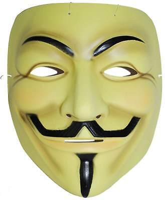 r Vendetta Guy Fawkes Horror Karneval Fasching Halloween (V For Vendetta Guy Fawkes Maske)