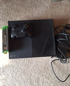Xbox One, one controller, three games