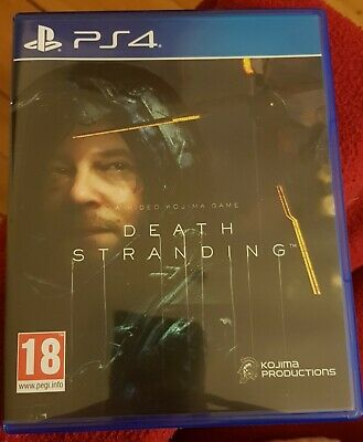 Death Stranding (Sony PlayStation 4, 2019) USED for sale  Shipping to Nigeria