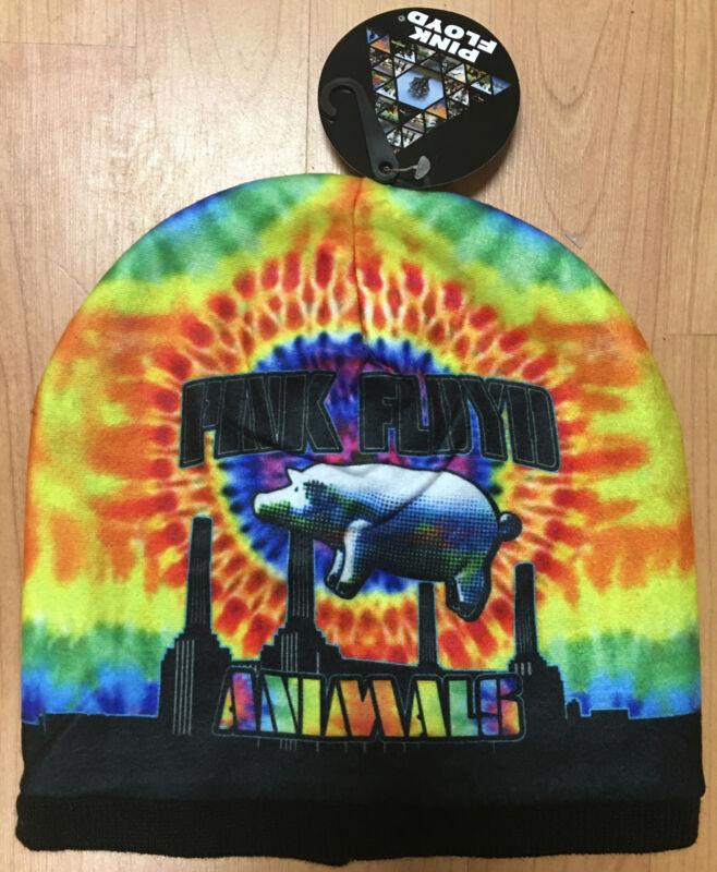 Pink Floyd Animals Tie Dye Beanie Winter Hat