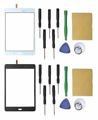 Samsung Galaxy Tab A 8.0 SM-T350 Lens Glass Touch Screen Digitizer