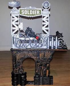 Soldier Battle Tower - Chap Mei Windsor Gardens Port Adelaide Area Preview