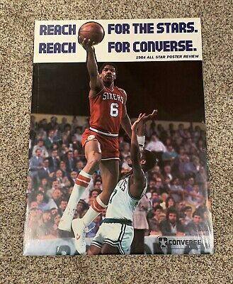 1984 Converse Shoes All-Star Poster Review Set Magic Johnson Larry Bird (All Posters Review)