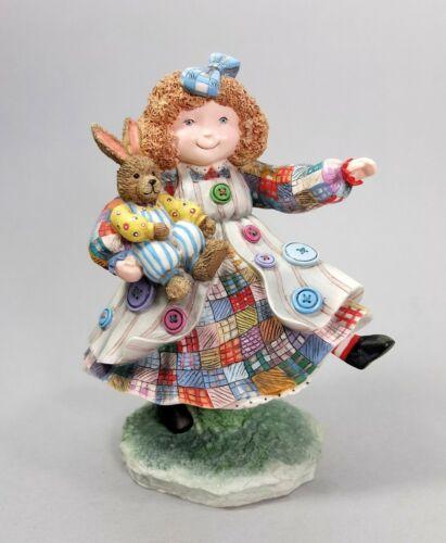 "Sherri Buck Baldwin Special Friends ""TESS & CHESTER"" Lang & Wise 1st Ed Figurine"