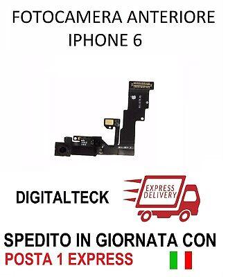 FLAT FOTOCAMERA ANTERIORE FRONTALE SENSORE PROSSIMITÀ PER APPLE IPHONE 6