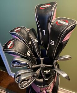 Get ready for Golf Season. Ladies Right Handed Golf Set