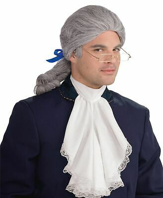 Grau Kolonial Historisch Jefferson Hamilton Präsidenten Erwachsene - Präsident Kostüm Kinder