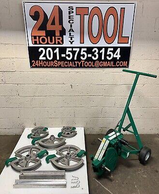 Greenlee 1818 Mechanical Pipe Chicago Bender 12-2 Emt Rigid Imc Mint 2