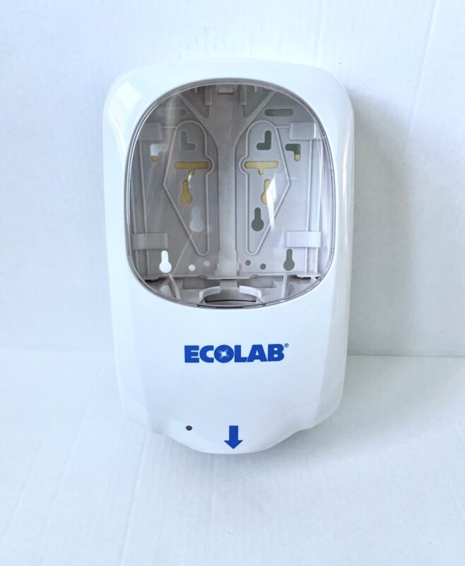 Ecolab Automatic Soap-hand Dispenser Touch-Free -Dispensers, White