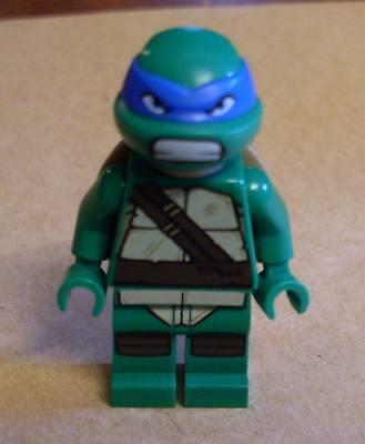 Lego Teenage Mutant Ninja Turtles Leonardo ( 79104 ) Figur böses Gesicht Neu ()