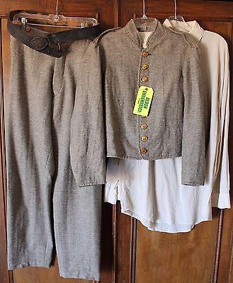 Beautiful Creatures Movie Wardrobe Screen Worn Civil War Reenactment Costume COA - Beautiful Creatures Costume