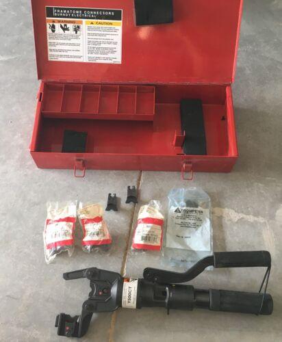 BURNDY Y500CT Hydraulic Crimp Tool