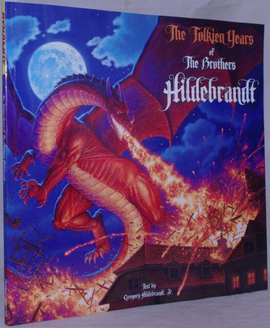 Tolkien Years of the Brothers Hildebrandt, G. Hildebrandt 1 of 50 Signed Copies
