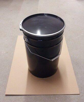 Hobbock Tonne Metallbehälter Blechfass Blecheimer Eimer - 30L