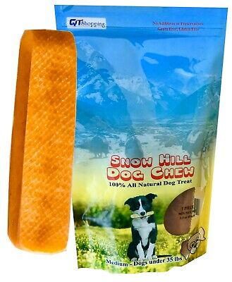 Snow Hill Himalayan Yak Milk Cheese Dog Chews World's Best Treats For Under 40lb