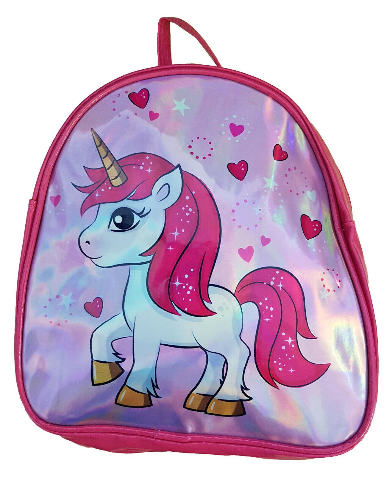 Einhorn Kinder Rucksack Handtasche Klein - Kinderrucksack